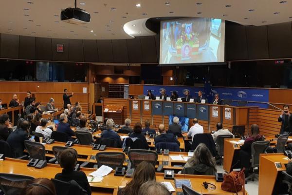 AP'deki Rojava Konferansı: Özerk yönetim tanınmalı, Türkiye yargılanmalı