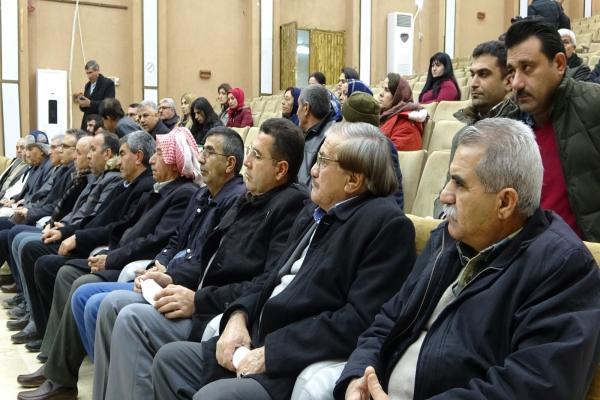 'Kürt güçleri arasındaki parçalanmışlık Kürt birliği önünde engel'