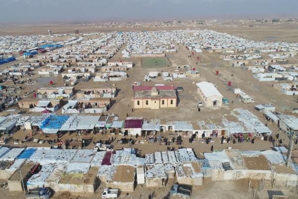 Hol Kampı'nda DAİŞ'in katliam teşkilatı: El Hisbe