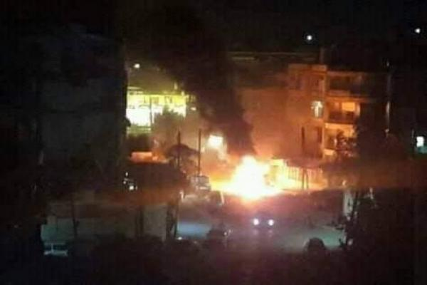 Halep'i bombalayan Türk devleti çeteleri katliam yaptı: 8 sivil katledildi