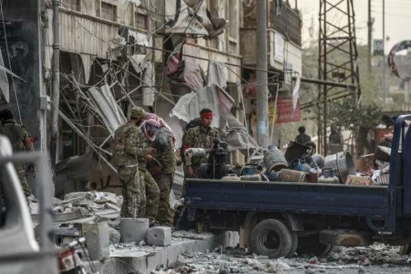 Efrîn'deki işgalin 2 yıllık bilançosu