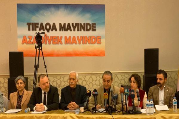 Ulusal Birlik Çalıştayı başladı: Yeter artık gün ulusal birlik günü