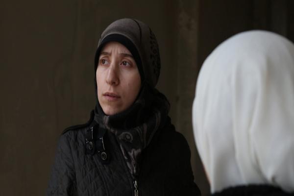 Suriyeli doktor Amani'ye insani yardım ödülü