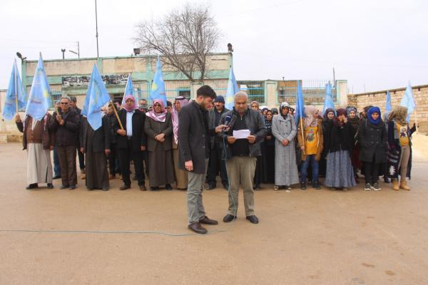 Şehba Meclisi: Efrinli halkımızın yanındayız