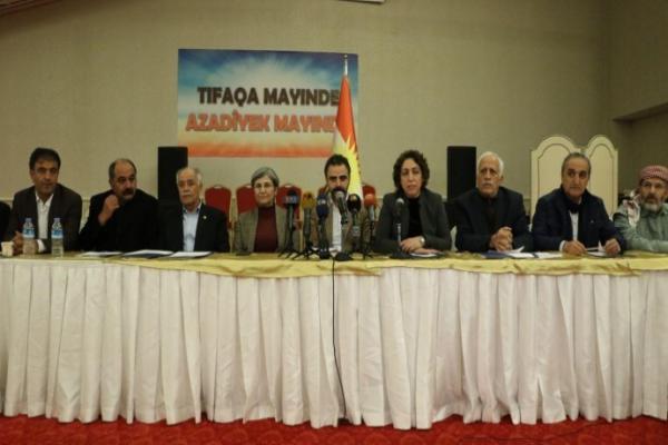 Ulusal Birlik Çalıştayı'nın sonuç bildirgesi açıklandı
