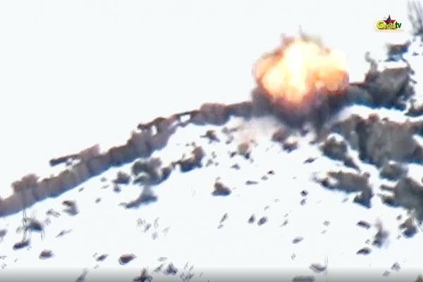Gerilla TV'den 7 askerin öldürüldüğü eylemin görüntüleri