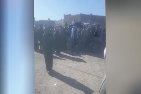 Girê Spî'nin köylerine işgal saldırıları