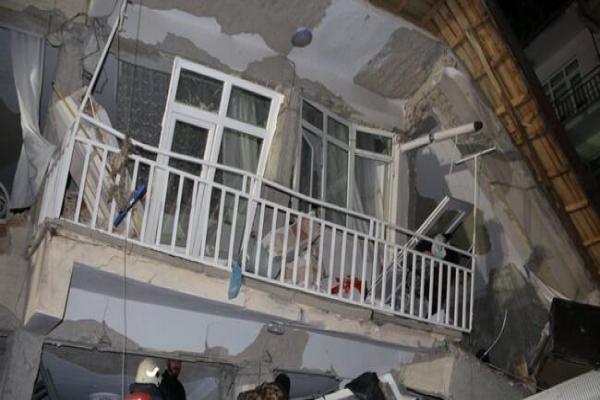 Eleziz depreminin bilançosu ağırlaşıyor