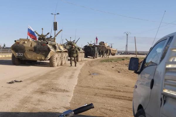 ABD ve Rus güçleri burun buruna geldi