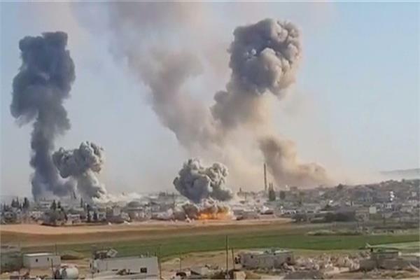 Halep ve Idlib'te yoğun çatışmalar yaşanıyor