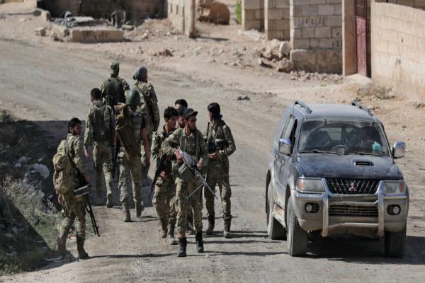 İşgalci Türk devletinden Girê Spî'ye askeri sevkiyat