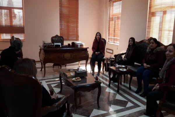 Kürdistan Kadınları Birliği, Kürdistan kadın kongresinin toplanması çağrısında bulundu