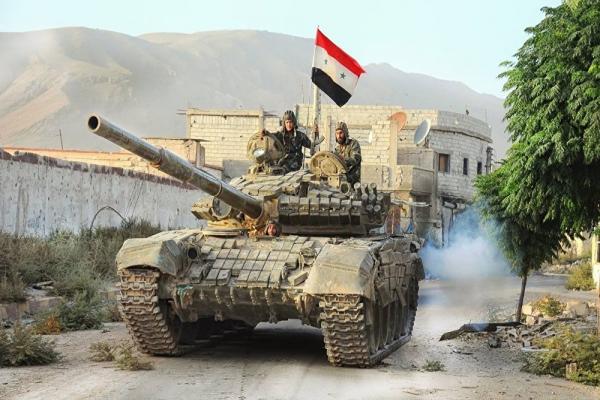 Suriye rejim güçleri stratejik Maaret el Numan kentine girdi