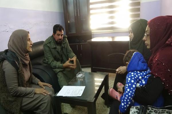 Reqa Kadın Evi 1101 davada tarafları uzlaştırdı