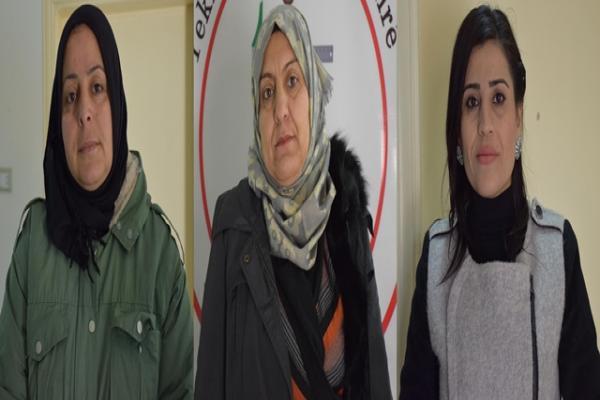 Hesekêli kadınlar: Öcalan'a özgürlük mücadelesini büyütelim