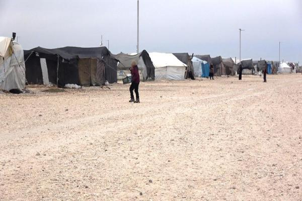 Soğuk hava kamplarda yaşamı olumsuz etkiliyor