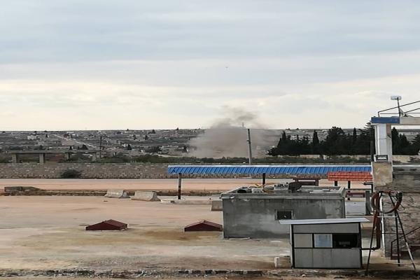 İşgalciler Şêrawa'nın köyünü bombalıyor