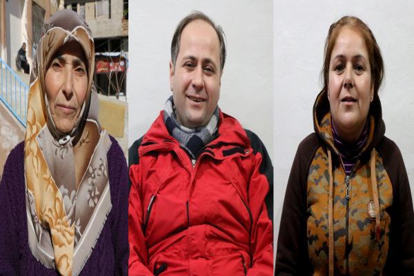 Halep'te doktorlar 'güvenlik' gerekçeleriyle görevden alındı