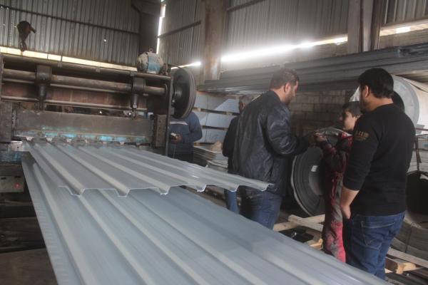 Reqa'da ekonomi çalışmaları büyük aşama kaydetti