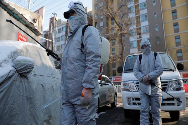 Koronavirüs salgınında ölü sayısı bin 800'ü geçti