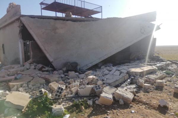 İşgalci Türk devleti saldırılarıyla köyleri boşaltmayı hedefliyor