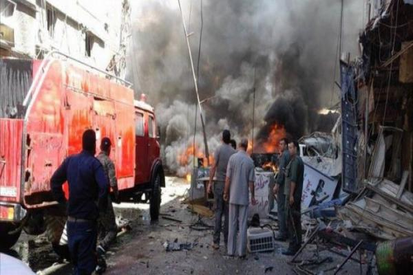 Şam'da patlama: Bir sivil yaşamını yitirdi