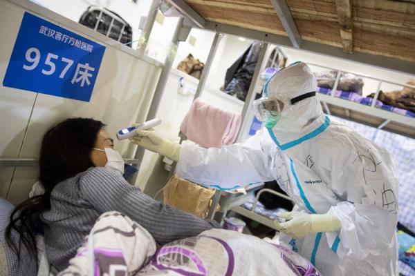 Koronavirüsünden ölenlerin sayısı 2 bini geçti