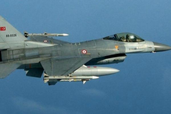 Türk savaş uçakları Medya Savunma Alanları'nı bombaladı