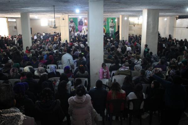 Efrînli Êzidîler Xidir Ilyas Bayramı'nı kutladı