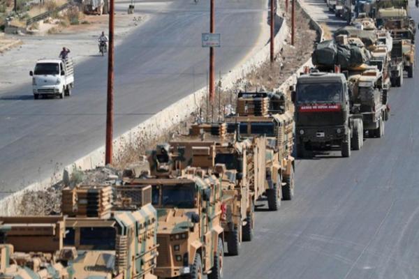 Rusya: Türkiye İdlib'e kilometrelerce uzunlukta bir konvoy gönderdi