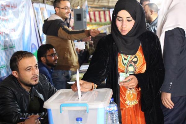 Suriye Gelecek Partisi Minbic ilçe kongrelerini gerçekleştirdi