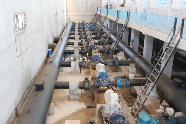 İşgalciler Elok su istasyonunun çalışmasını durdurdu