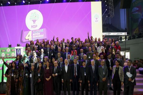 HDP kongresinin ardından faşist Türk devleti harekete geçti: 14 gözaltı