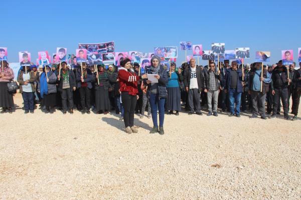 Şêrawalılar, Türk devletinin sivillere dönük ihlallerini kınadı
