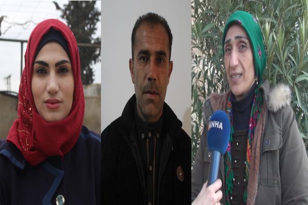 Şehbalı Arap halkı: Öcalan özgürleşene dek mücadele sürecek