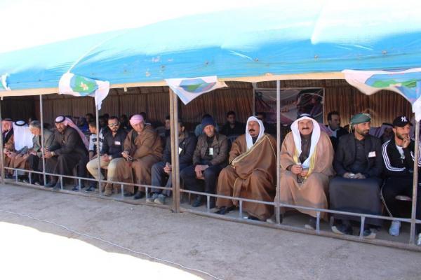Suriye Gelecek Partisi Reqa'nın batı bölgesinde kongresini gerçekleştirdi