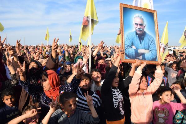 Waşûkanî Kampı da Önder Öcalan için ayaklandı