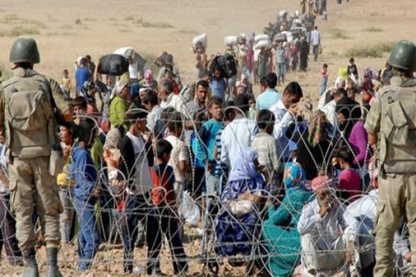Türk devleti Avrupa sınırlarını mültecilere açtı