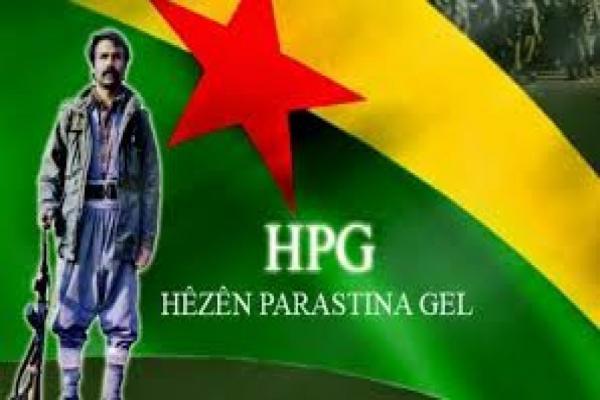 HPG: İşgalci TC ordusu sivilleri hedef aldı