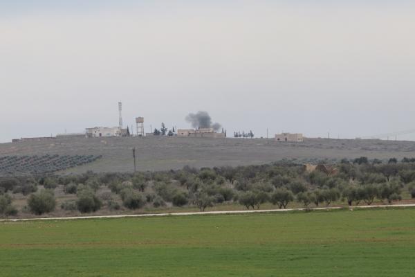 Türk devleti Bab'ın köylerine saldırdı: 1 sivil katledildi