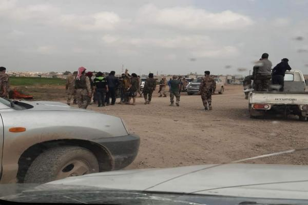 Efrîn'de çeteler arasında çatışma