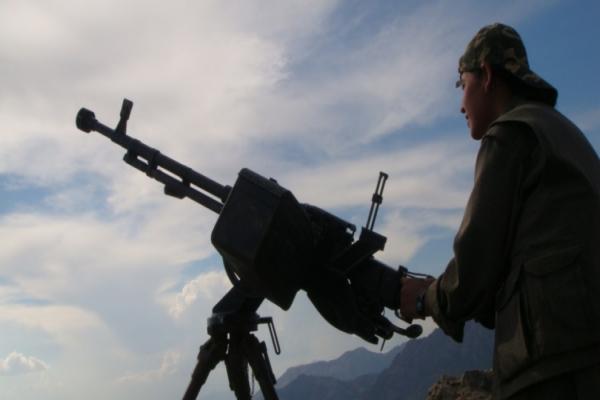YJA Star gerillalarından Xakurkê'de eylem