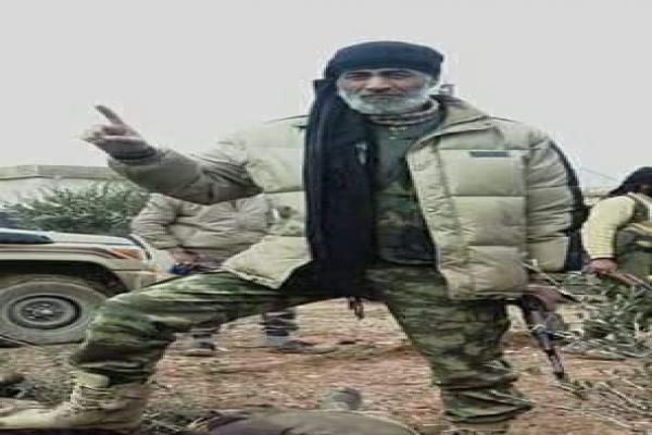 Çetebaşı El-Hamîdî öldürüldü