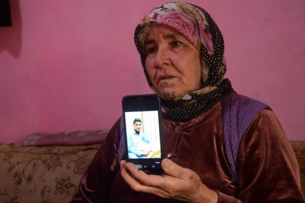 6 yıldır kayıp oğlunun yolunu gözlüyor