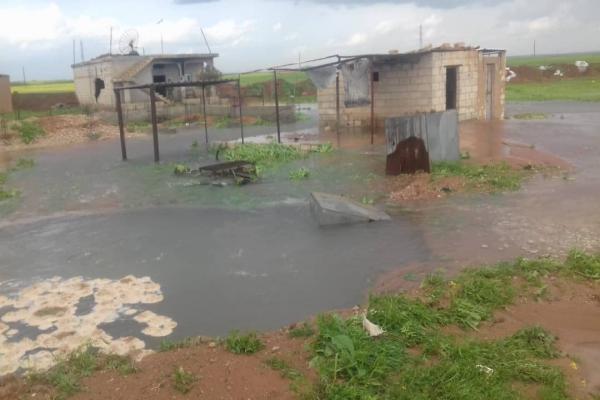 Türk devleti su hattını bombaladı: Til Temir, Hesekê ve Şedadê'de sular kesildi