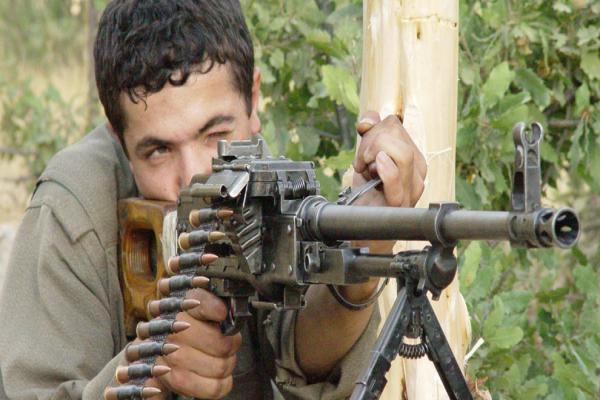 Mardin'deki gerilla eyleminde 5 istihbaratçı öldürüldü