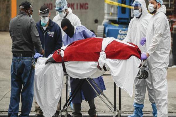 Covid-19: Dünya genelinde ölenlerin sayısı 80 bini aştı