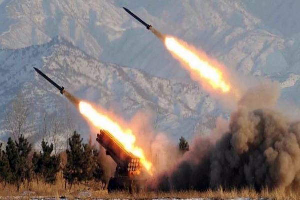 Afganistan'daki ABD üssüne füze saldırısı