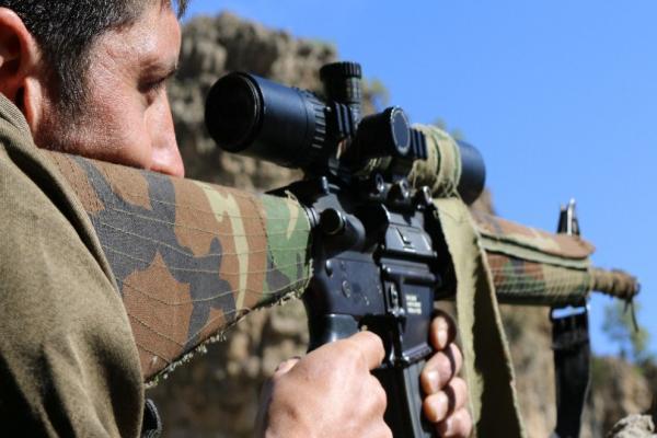 Gerillalar Türk ordusunu Amed'de vurdu