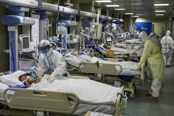Covid-19: Dünya genelinde hayatını kaybedenlerin sayısı 100 bini aştı